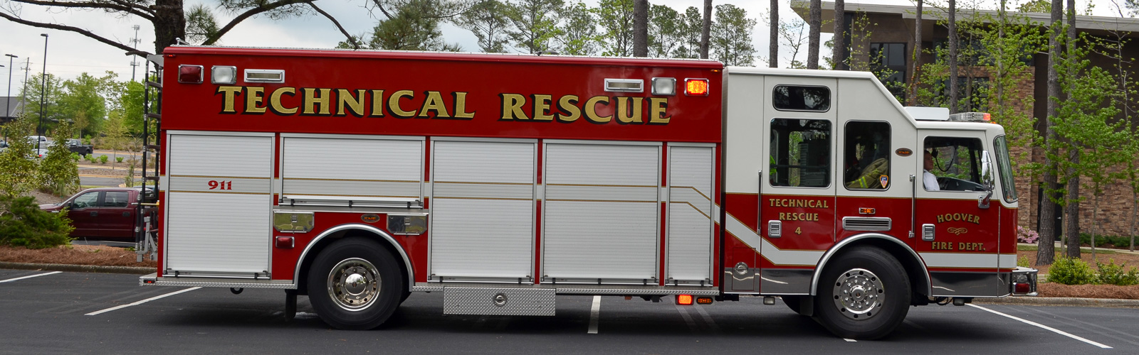 Hoover Fire Department Technical Rescue