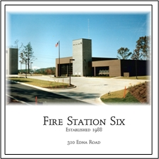Fire Stations - Hoover Fire Department