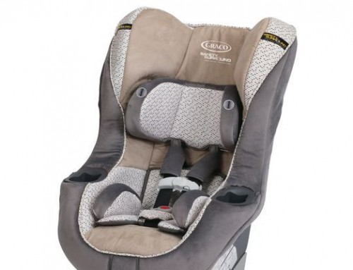 Graco recalls 25,000 child car seats for injury hazard
