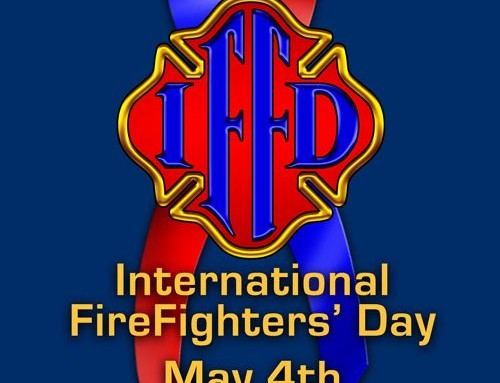 International Firefighters' Day -May 4th