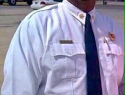 Fairfield Fire Department on the untimely loss of Fire Chief Kevin Sutton